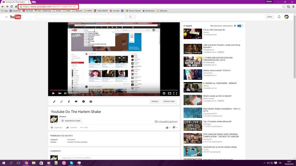 Convertire i video di youtube in mp3