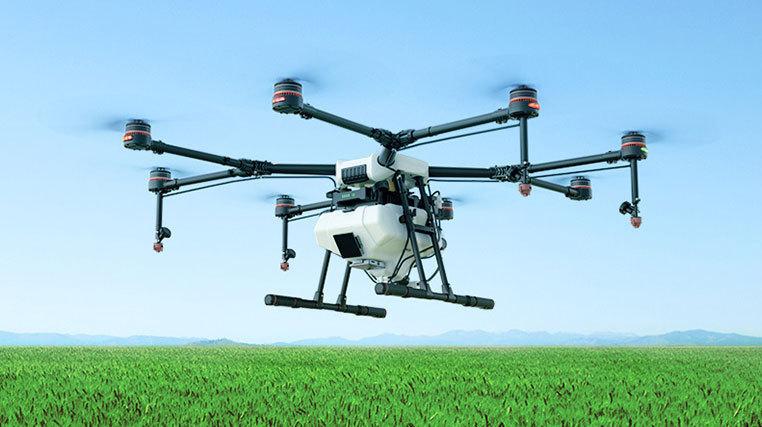DJI MG-1S il drone per l' agricoltura .