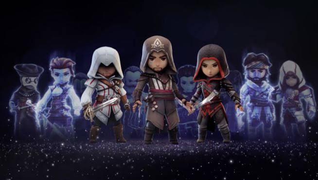 Assassin's greed rebellion