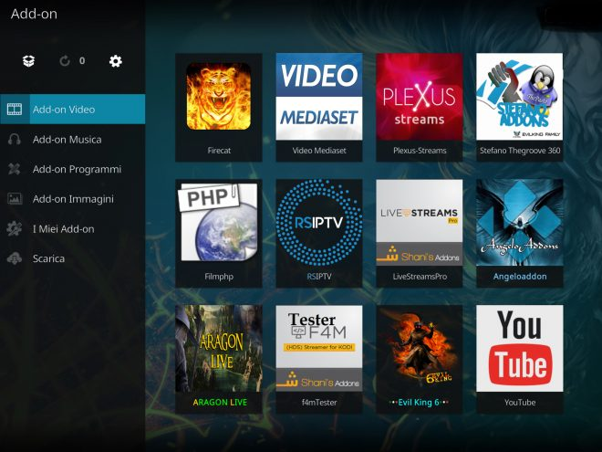 Firecat add-on kodi