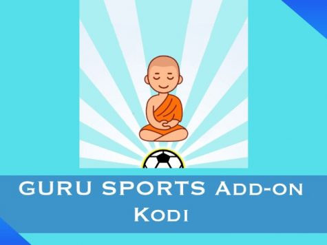 GURU SPORTS Add-on Kodi