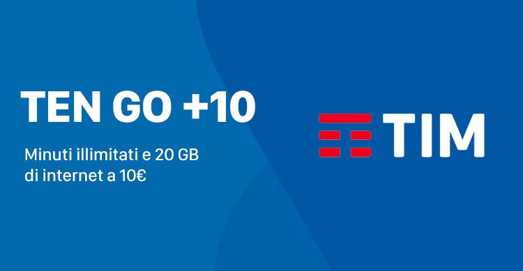 Tim ten go + 10