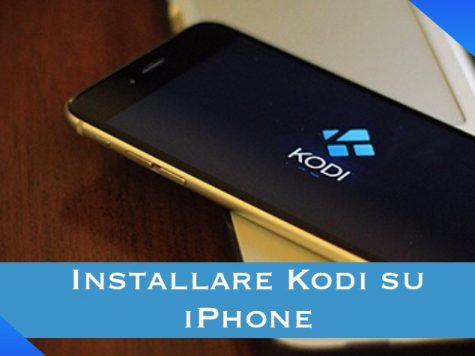 kodi su iphone