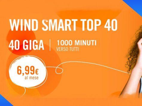 Wind Smart Top 40