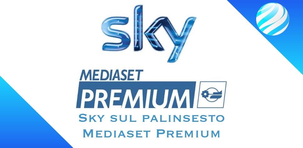 Sky sul palinsesto Mediaset Premium