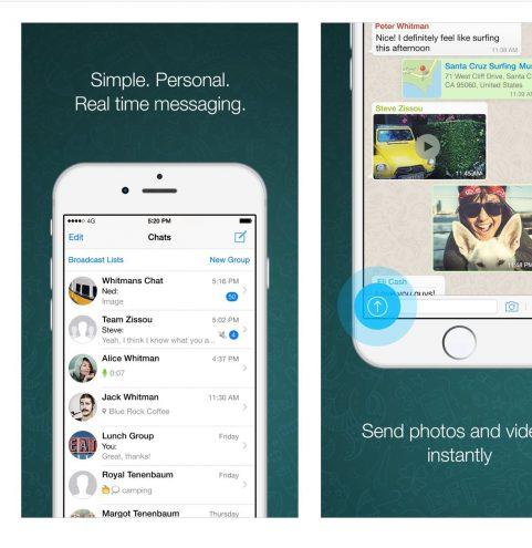 Nuova funzione per WhatsApp.