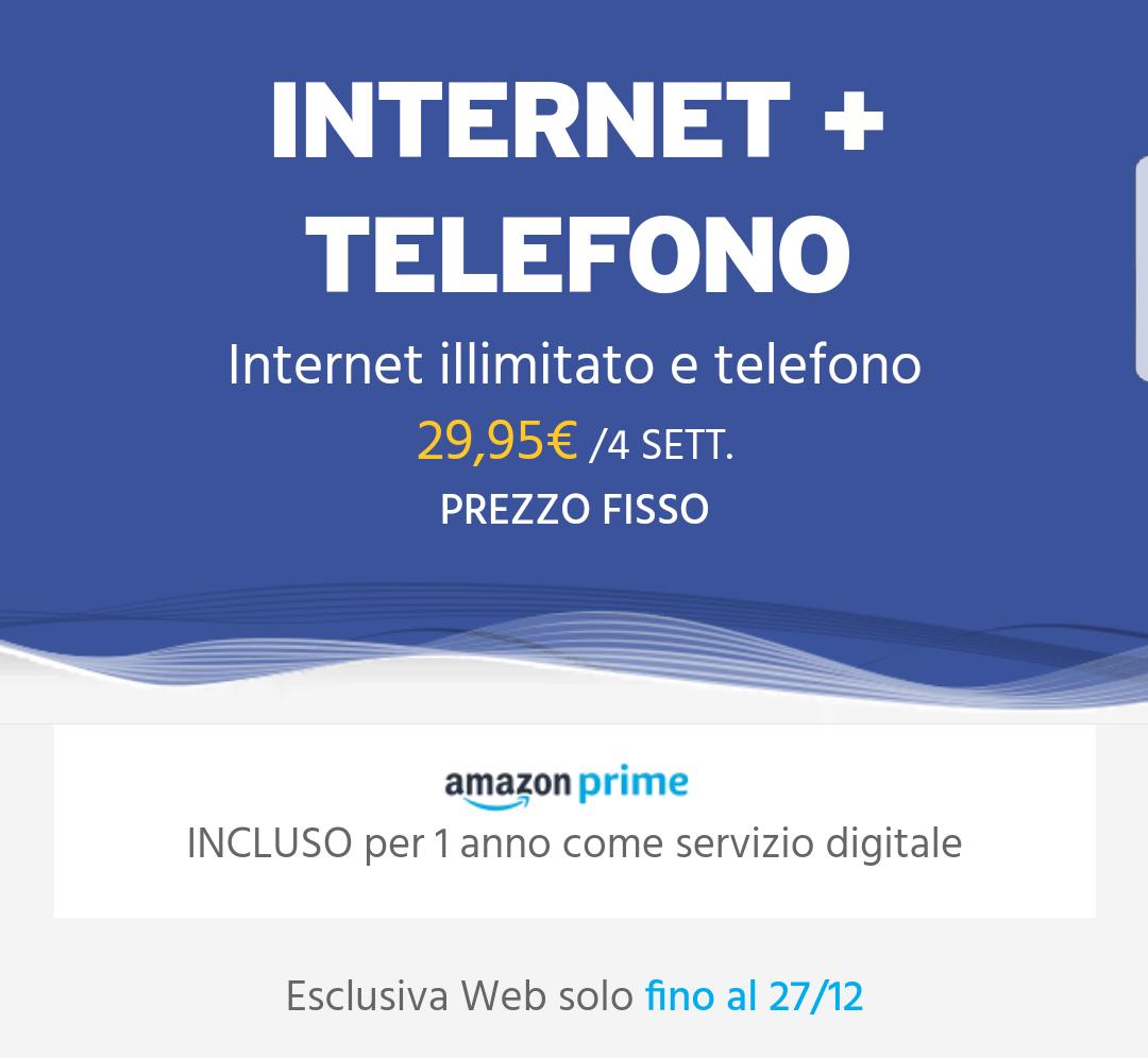 Offerta fastweb