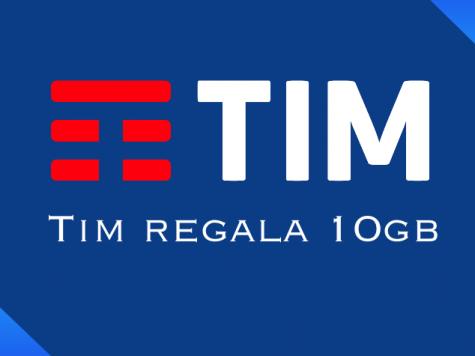 Tim regala 10gb