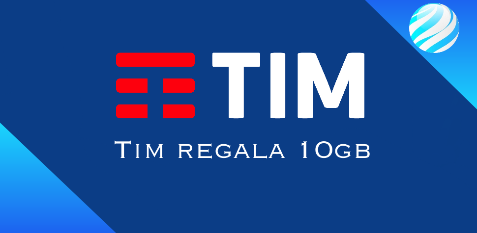 Tim regala 10gb