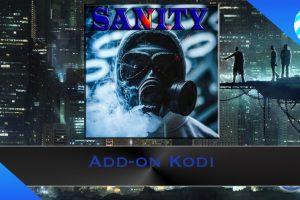 Sanity Kodi add-on