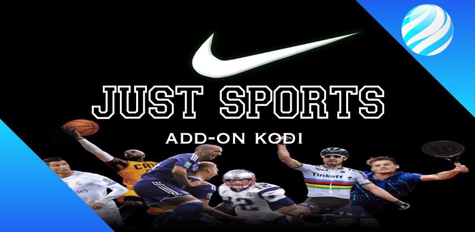 Just Sports add-on kodi