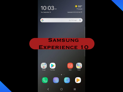 Samsung Experience 10