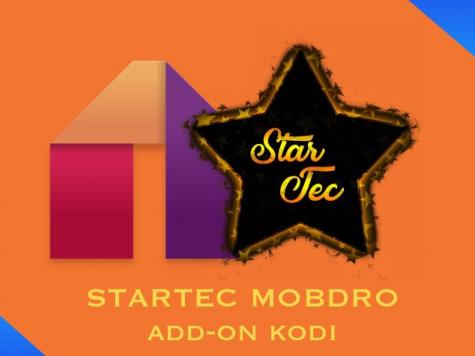 STARTEC MOBDRO add-on kodi