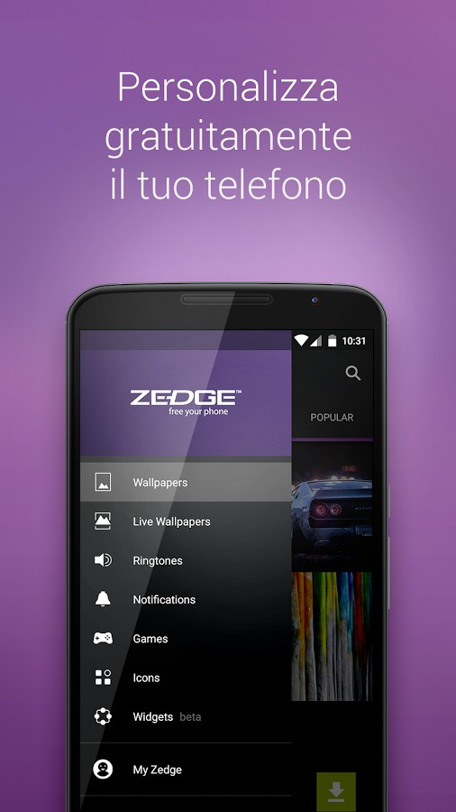 suonerie zedge iphone