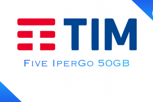 Tim Five IperGo 50GB