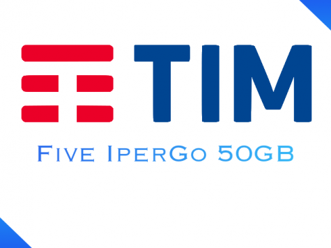 Tim Five IperGo 50GB