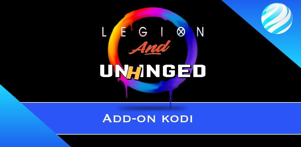 Legion N Unoned add-on Kodi