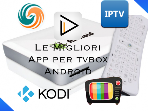 app per tv box Android