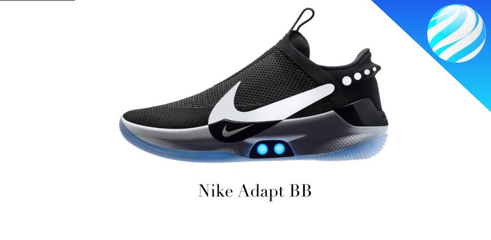 Futurix: Le Nike Mag autoallaccianti di Ritorno al futuro 2