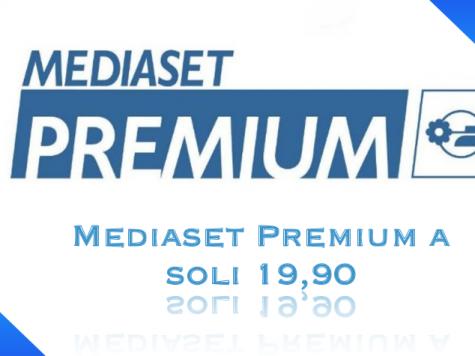 Mediaset Premium a soli