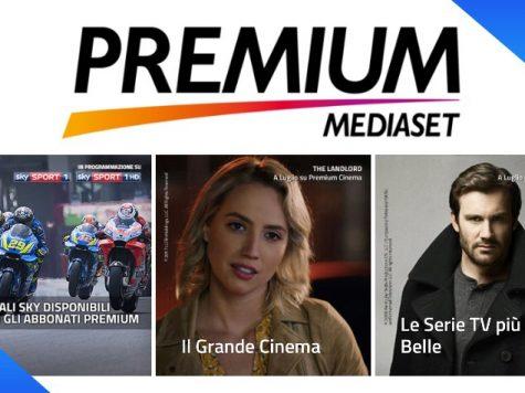pacchetti Mediaset Premium