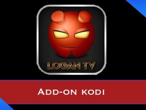 Logan TV add-on kodi