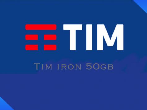 Tim iron 50gb