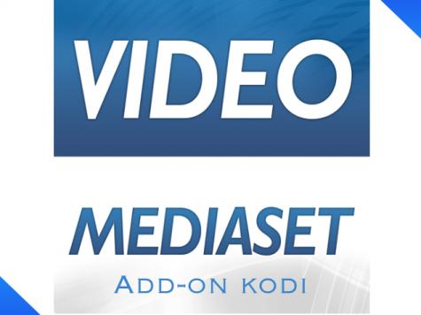 Video Mediaset kodi