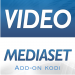 Video Mediaset kodi