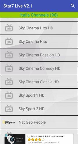 Star7 Live TV