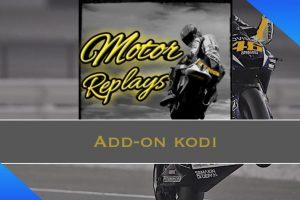 Motor replays