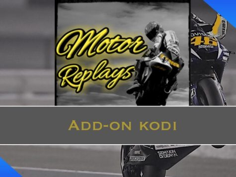 Motor replays