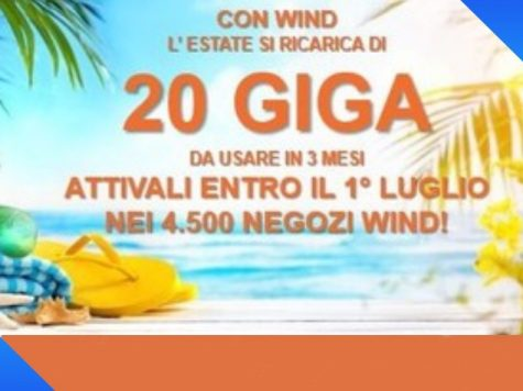 Wind regala 20gb