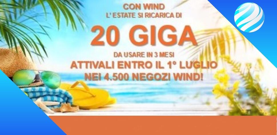 Wind regala 20gb