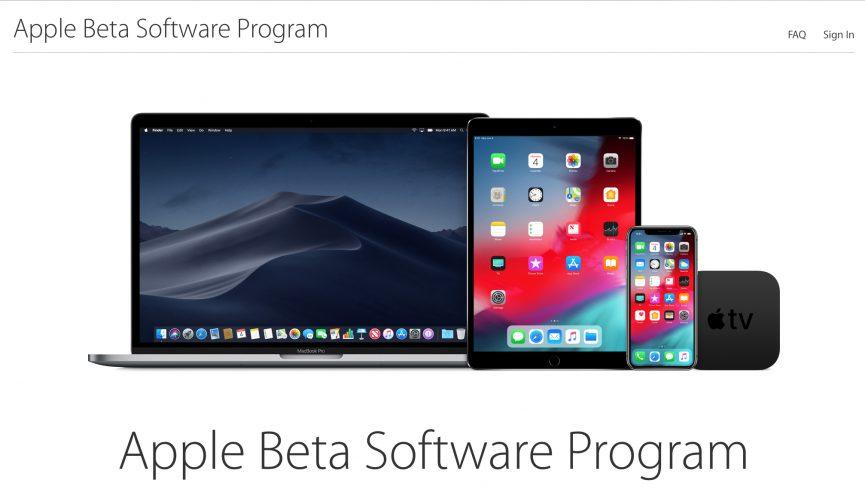 beta pubblica di iOS 12