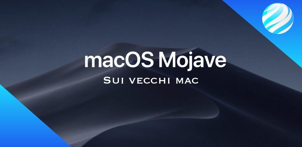 macOS Mojave sui vecchi Mac