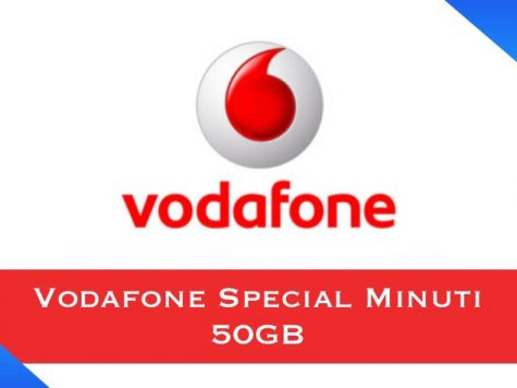 Vodafone Special Minuti 50GB