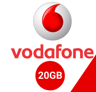 Vodafone Special Minuti 20GB
