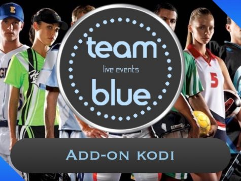 Team blue live events