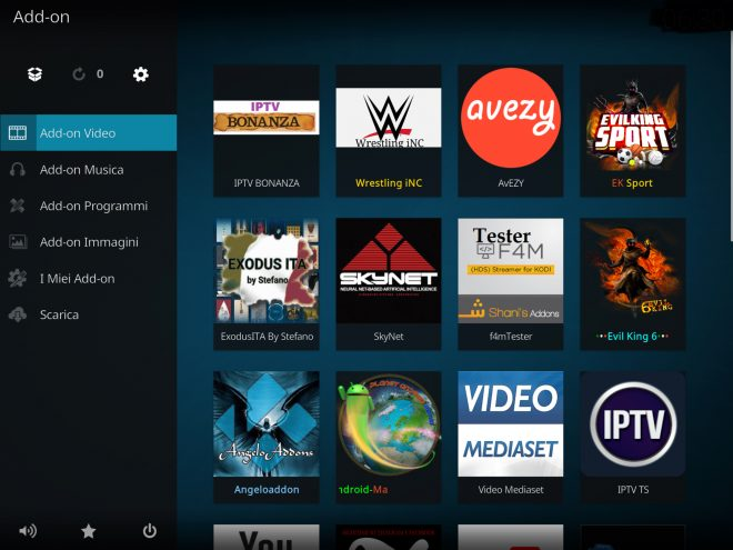 Iptv bonanza add-on kodi