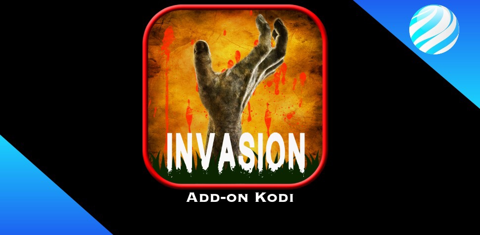 Invasion add-on Kodi
