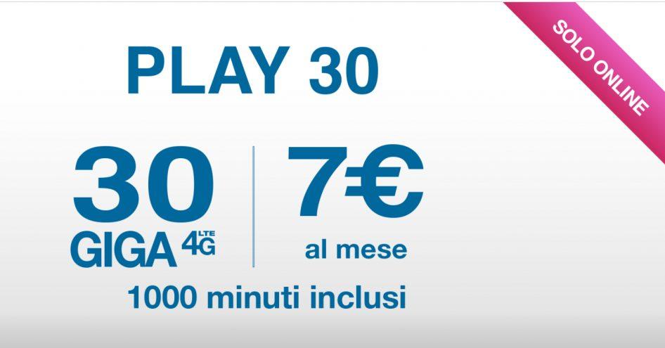 tre play 30