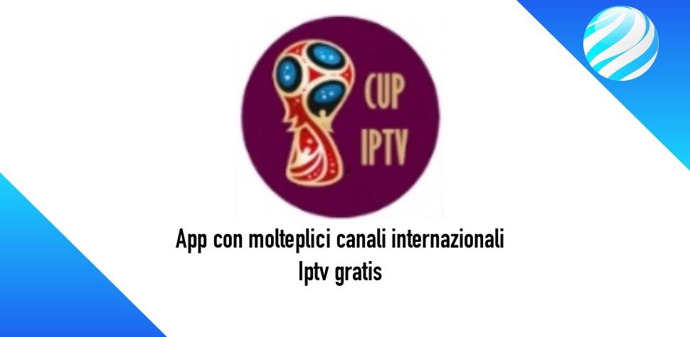Cup iptv