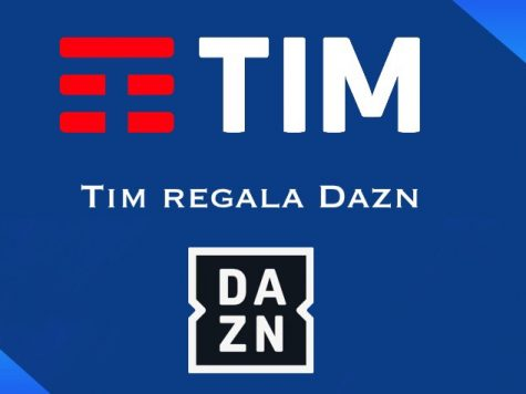 Tim regala dazn