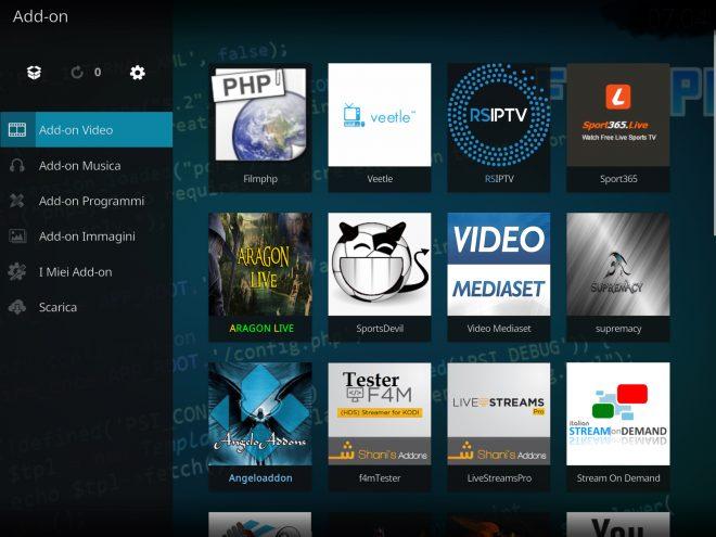Filmphp add-on kodi