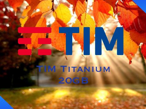 TIM Titanium 20GB