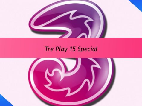 Tre Play 15 Special