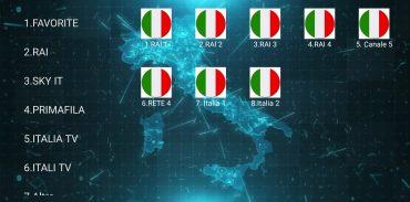 Italy Iptv - apk con liste m3u e tanto altro    Infotelematico