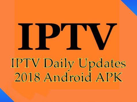 IPTV Daily Updates 2018