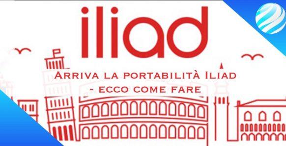 portabilità Iliad